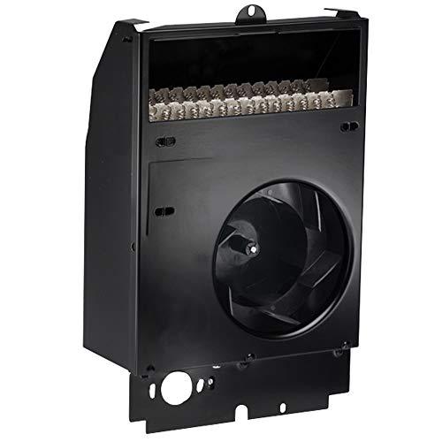Wall Fan 120v Forced - Cadet Com-Pak Plus 8 in. x 10 in. 500-Watt 120-Volt Fan-Forced Wall Heater Assembly