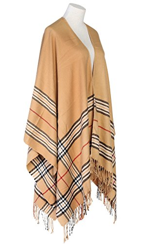 Lecxci Womens Winter Scarfs Cashmere