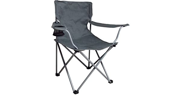 Amazon.com: Ozark Trail Folding Chair with Built-In Cup ...
