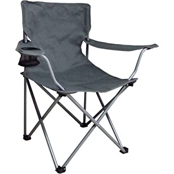 Amazon.com: Ozark Trail – Silla plegable (con integrado Cup ...