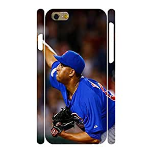 Artistic Personalized Player Action Shot Pattern Skin for Iphone 6 - 4.7 Inch