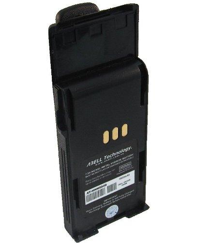 Brand New Battery for Motorola Portable Radius P1225 Hi Capacity 1800mAh Ni-MH with Warranty Hi New Battery