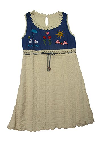WARI Organic Cotton Dress Alexandra