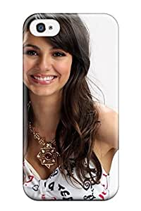 Iphone High Quality Tpu Case/ Victoria Justice BmyTBov12831rgYzL Case Cover For Iphone 4/4s