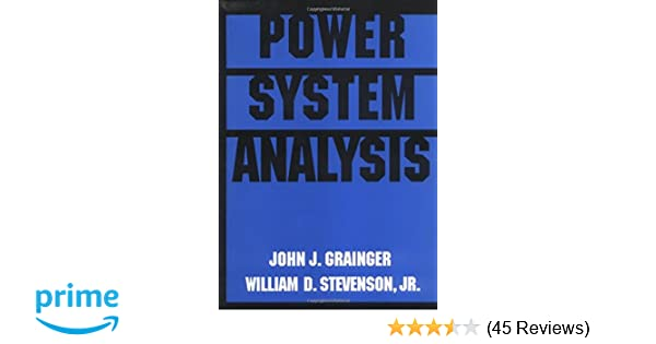 Power System Stevenson Pdf