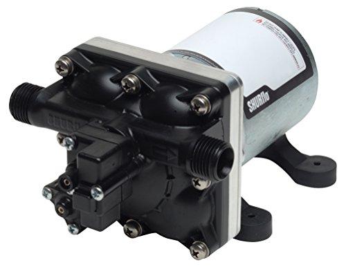 SHURFLO 4028-100-E54 Revolution Pump-2.3 Gpm, 12 - Shurflo Pumps Rv Water