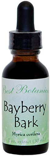 (Best Botanicals Bayberry Root Bark Extract 1 oz.)