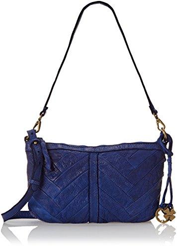 Lucky Brand Shiloh Cross Body Bag, Surf Blue, One Size