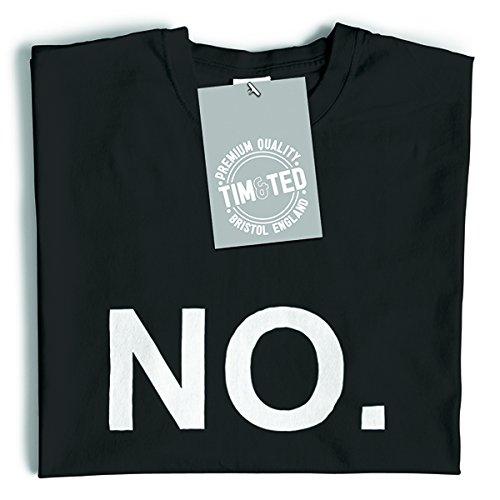 La Ted Tim Maglietta Parola Con No Black And Divertente Solo nSRRxqUwY