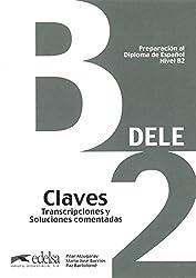 DELE B2. Lösungsschlüssel zum Übungsbuch