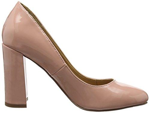 Dorothy Perkins Damen Dafney Block Heel Pumps Rosa (Peach)
