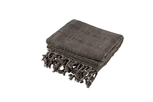 Stonewashed Turkish Towel, InfuseZen Thin & Absorbent Bath T
