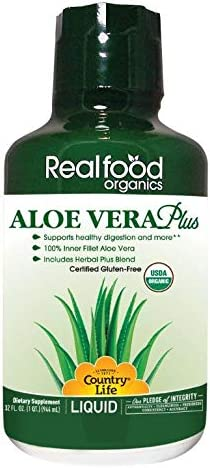 Country Life Aloe Vera Gel