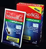 Wound Seal with 4 Applicators and Powders