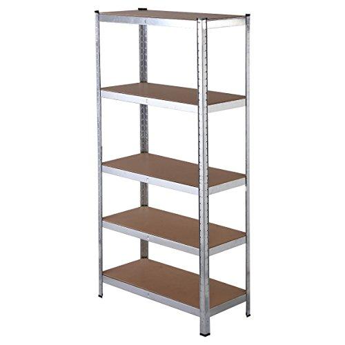 Giantex Garage Storage Adjustable Shelves
