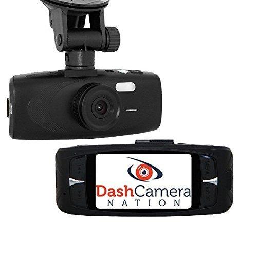 DashCameraNation G1WH Dash Camera, 36-Month Warranty, Full High Definition 1080p Dashboard Camera. Genuine Novatek NT96650 & Aptina AR0330 Processors. For Sale