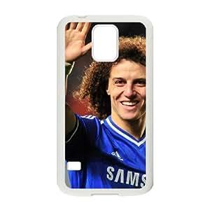 David Luiz Samsung Galaxy S5 Cell Phone Case White I3637951