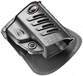 Fobus - Pistolera oculta para correa, lado izquierdo, para pistolas Beretta PX4Full size & Compact / Taurus PT 845, 24/7, PT940, PT840, PT640, PT100, PT800, PT809 /Baikal MP-446 /FNH FNP9, FNH