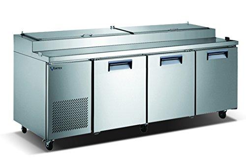 Vortex Refrigeration Commercial 3 Door, 93