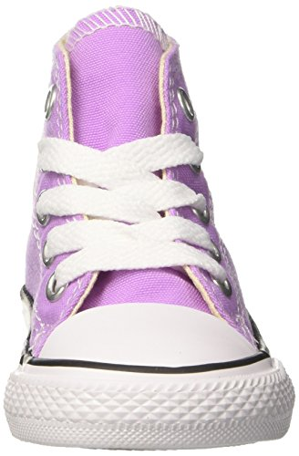 Converse Ctas Hi, Sneakers Unisex Niños Morado (Fuchsia Glow)