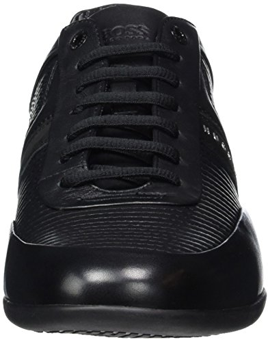 BOSS Green Space_lowp_ltma1 10197553 01, Zapatillas para Hombre Negro (Black 1)