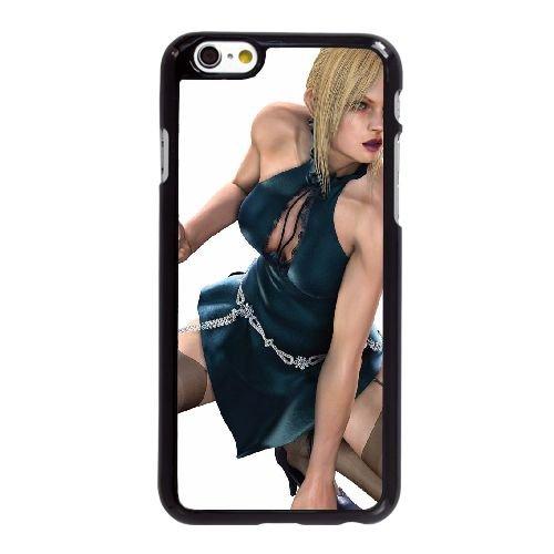 B2Y84 mort par degrés X4G9DM coque iPhone 6 Plus de 5,5 pouces cas de couverture de téléphone portable coque de KM4YZJ1PX noir
