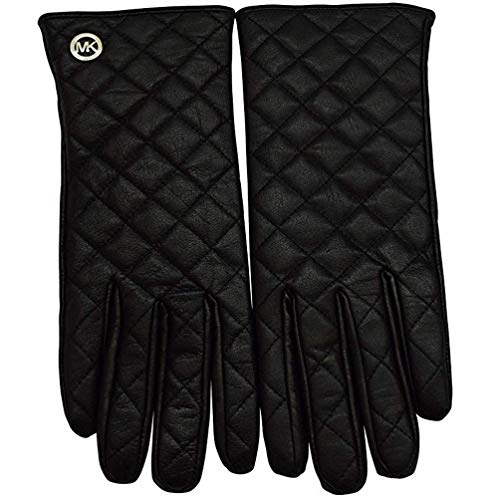 Buy michael kors leather gloves