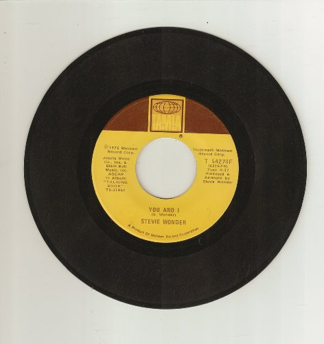 I Wish / You and I, 45 RPM Vinyl Single