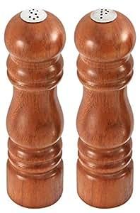 Fackelmann 47272 Ahşap Tuzluk, 15 cm