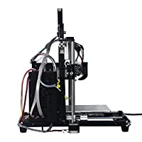 "HICTOP Filament Monitor Design Auto Leveling Desktop DIY 3D Printer Prusa I3 Kit Unassembled Parts Printing Size 10.6"" x 7.9"" x 7.7"" with LCD【Filament Not included】 by HIC Technology"