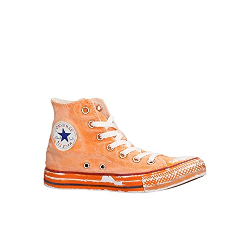 Donna Yellow Sneaker Hi All Star Neon Converse FnIqg7wI