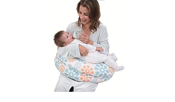 LuuBoes Almohada de Lactancia 4 en 1 para Lactancia Materna ...