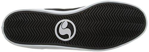Chaussure DVS Aversa BLK SUEDE CANV