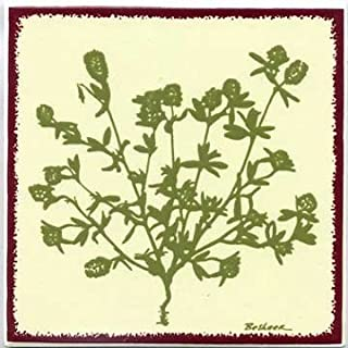 product image for THISTLE TILE, THISTLE WALL PLAQUE, THISTLE TRIVET-BB-6
