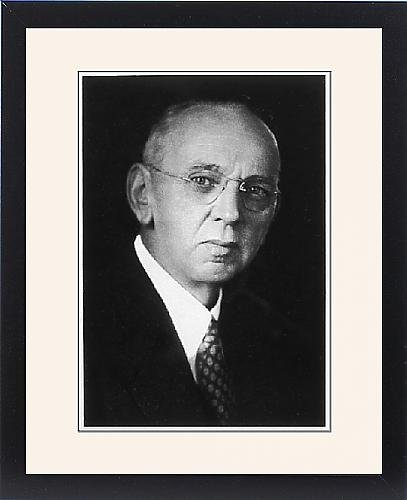 Framed Print Of Edgar Cayce by Prints Prints Prints