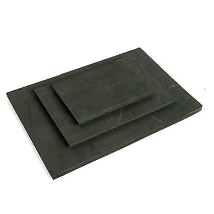 169fe75ba65 Caucho Eva industrial Negro de 10 mm DINA3  Amazon.es  Bricolaje y ...