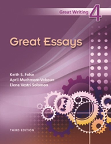 From great paragraphs to great essays