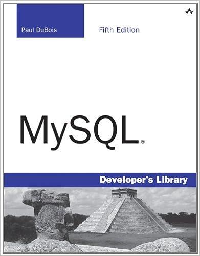 Buchcover von MySQL - Developer's Library