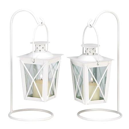411eIl8v5KL._SS450_ Beach Wedding Lanterns & Nautical Wedding Lanterns