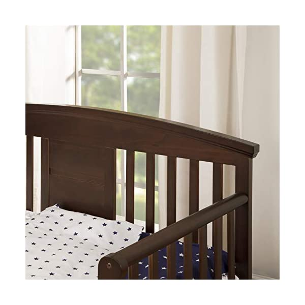 Davinci Elizabeth II Convertible Toddler Bed 3