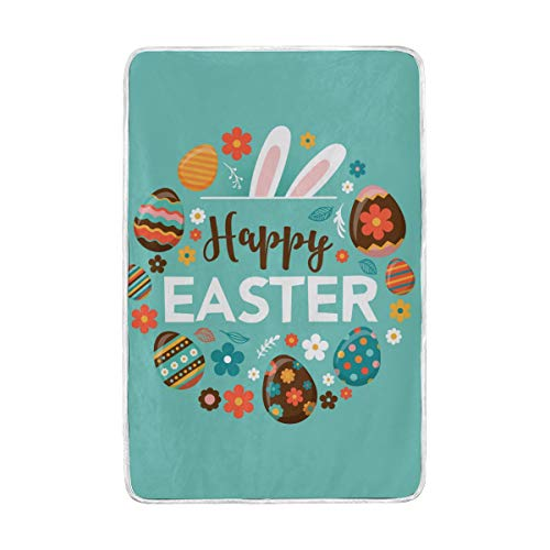 la random bunny happy easter