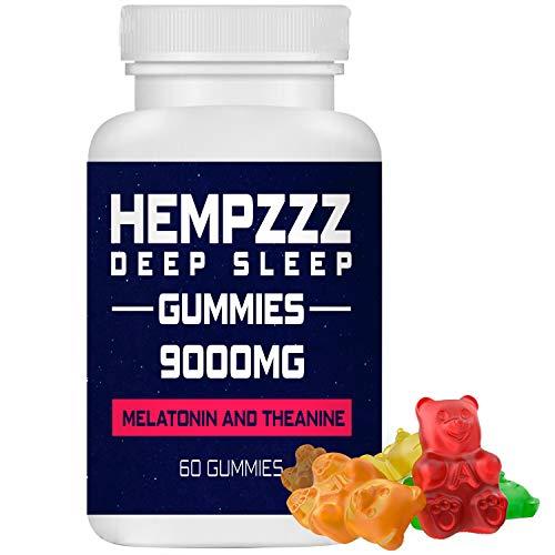 HempZZZ-Gummies-for-Deep-Sleep-with-Melatonin-and-Theanine-Relaxation-Anxiety-Stress-Pain-and-Sleep-Relief-9000-MG-Hemp-Extract-Gummy-Bears