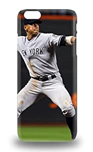 Tpu Iphone Shockproof Scratcheproof MLB New York Yankees Alex Rodriguez #13 Hard 3D PC Soft Case Cover For Iphone 6 Plus ( Custom Picture iPhone 6, iPhone 6 PLUS, iPhone 5, iPhone 5S, iPhone 5C, iPhone 4, iPhone 4S,Galaxy S6,Galaxy S5,Galaxy S4,Galaxy S3,Note 3,iPad Mini-Mini 2,iPad Air )