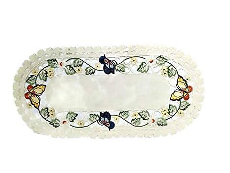 Amazon.com: Doily Boutique – Colchoneta con diseño de ...