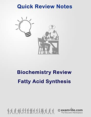 Fatty Acid Synthesis - Biochemistry Quick Review (Quick Review Notes) (Ap Biochemistry)