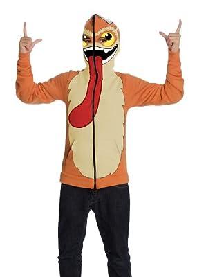 Skylanders Trigger Happy Child Hoodie Costume (Large 12-14)