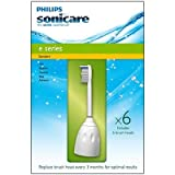 Cheap Philips Sonicare E Series Standard Brush Heads – 6 Pack