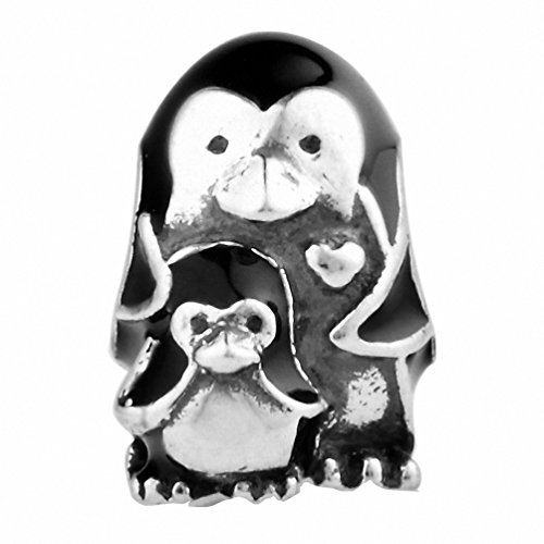 TAOTAOHAS 925 Sterling Silver Charm Bead - Sterling Penguin Shopping Results