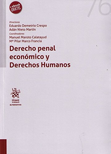 Derecho penal económico y derechos humanos