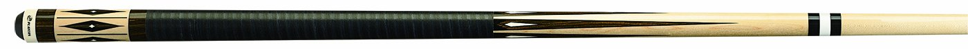 Players G-3384 Graphic Natural with Zebrawood//Black//White Diamonds Cue